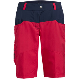 VAUDE Qimsa Shorts Women, cranberry